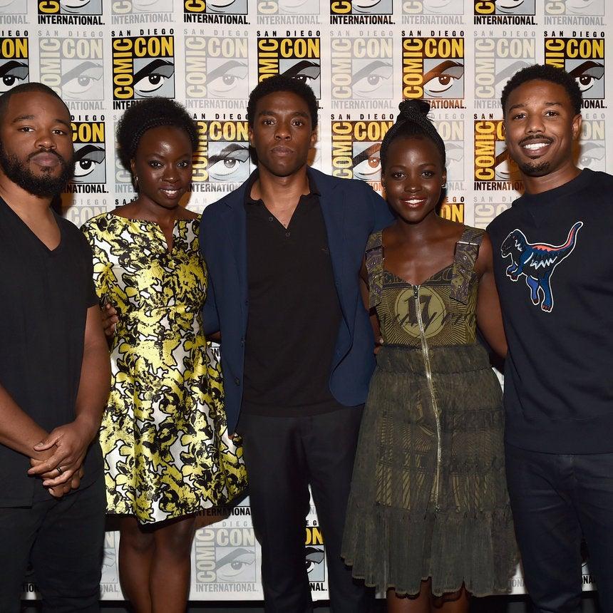Marvel Reveals Full Cast of 'Black Panther'