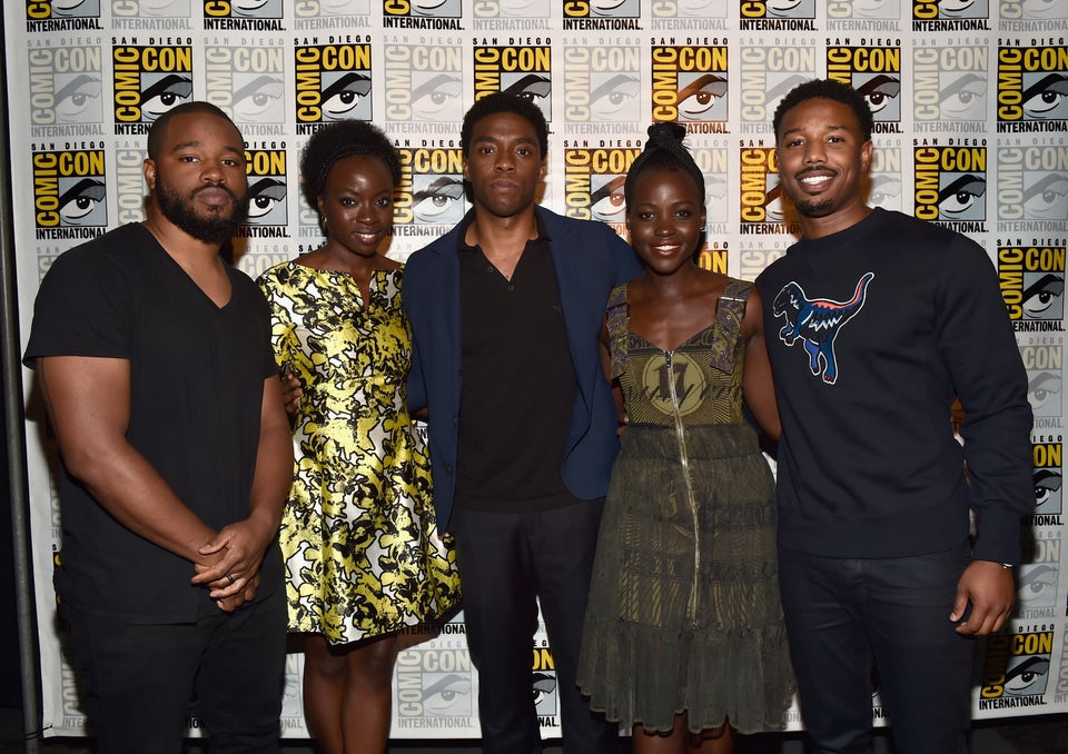 Marvel Reveals Cast of Black Panther