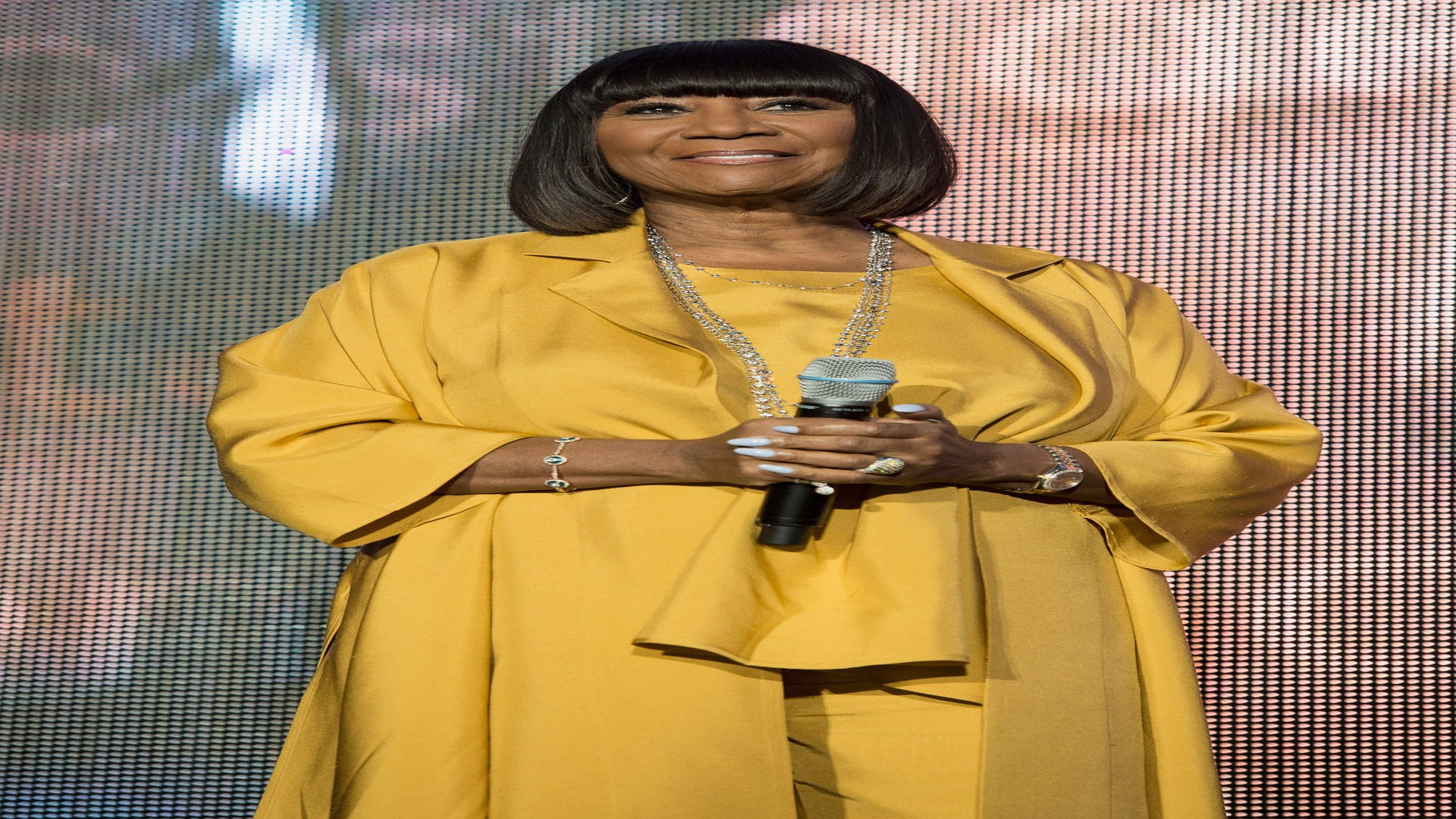 Patti LaBelle Speaks on Aretha Franklin's Retirement