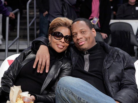 Mary J. Blige's Ex Husband Kendu Issacs Reportedly Demands $129K In Spousal Support