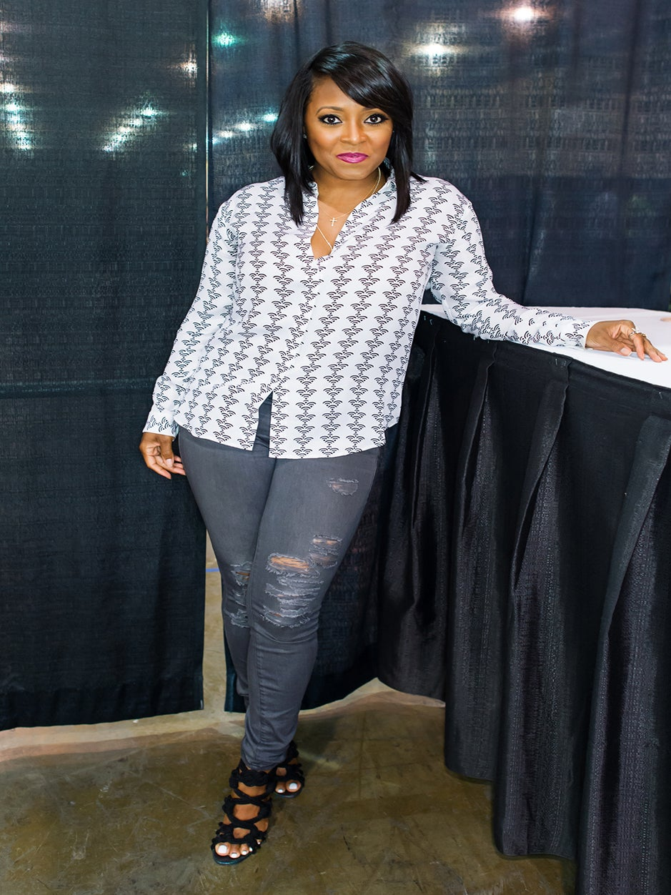 Keshia Knight Pulliam On Finding Out About Her Pregnancy and Her Biggest Cravings