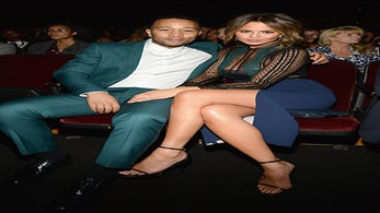 Eek! Chrissy Teigen Reveals That She and John Legend Got Into a Huge Fight at Kanye's Wedding
