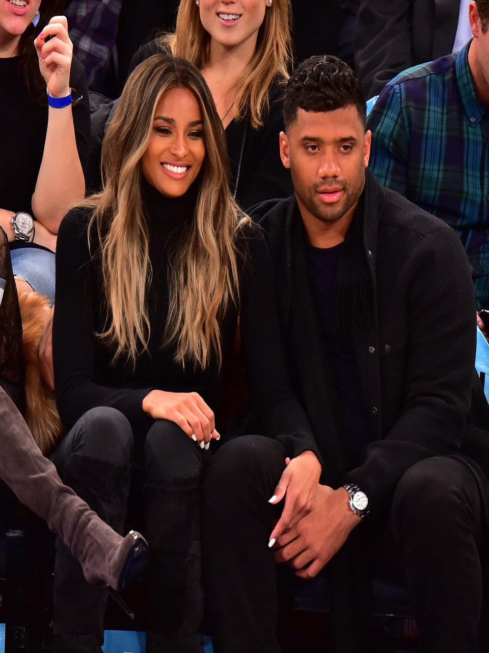 Ciara is Reportedly Worried for Russell Wilson's Safety