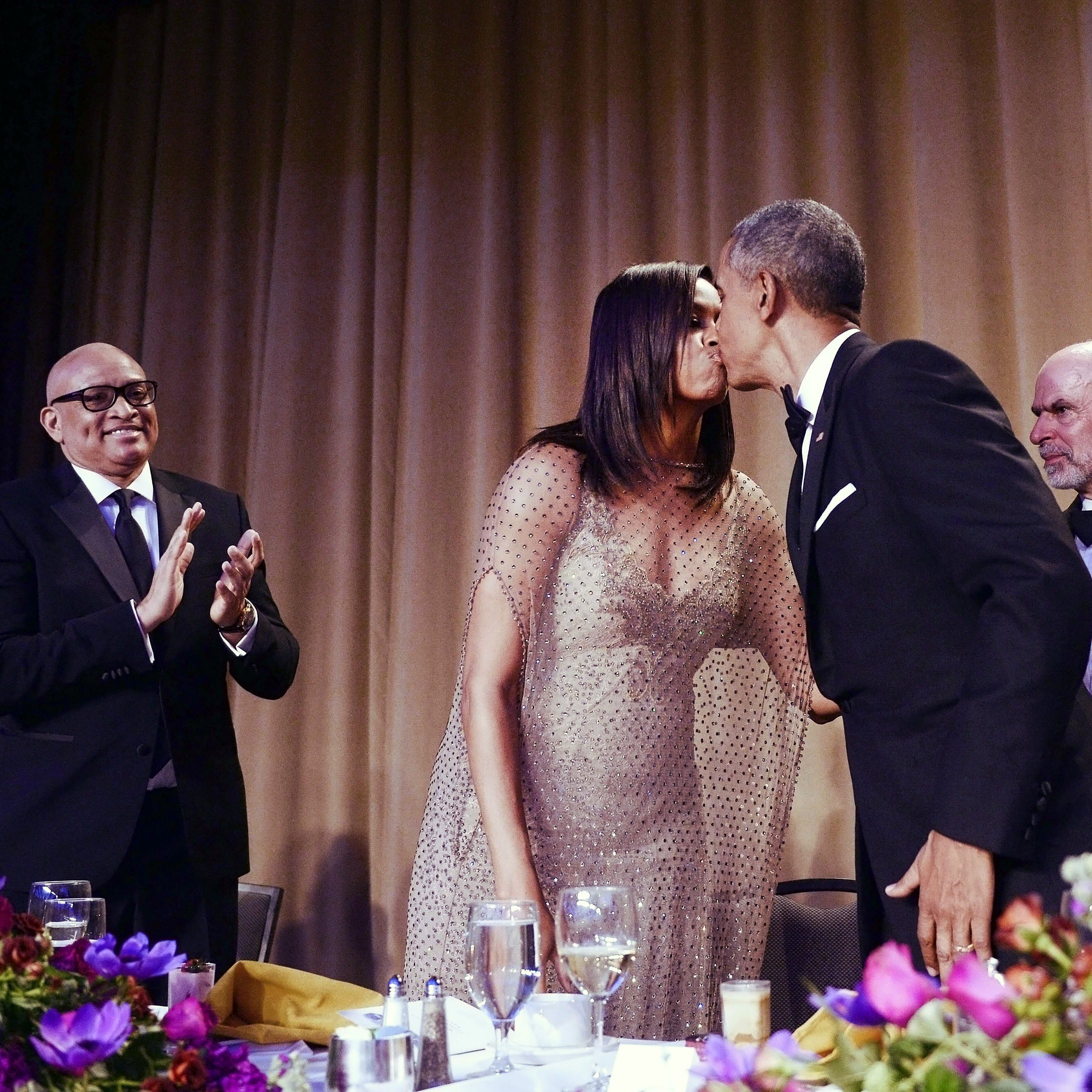 First Lady Michelle Obama Sends a Sweet Birthday Message to Hubby President Obama