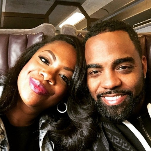Kandi Burruss Helps Hubby Todd Tucker Celebrate a Birthday to Remember on Lake Lanier