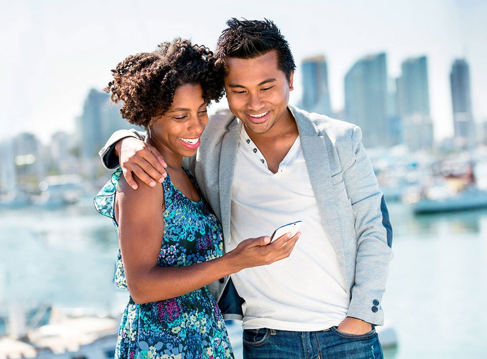 Study Shows New Dating Preferences By City: Guess Which State Has More 'White Men for Black Women'