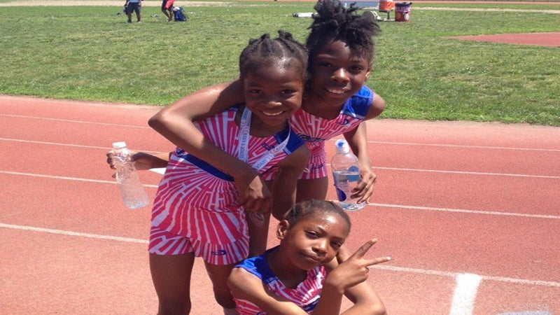 These Three Sisters Are Killing Track and Field, Headed To The Junior Olympics
