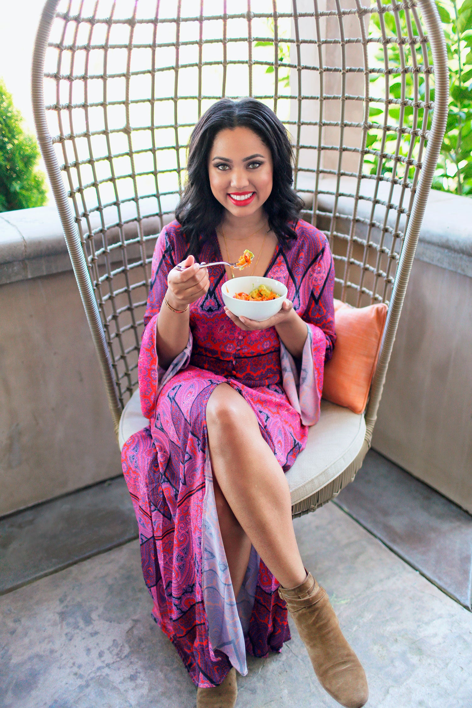 Ayesha Curry Shares Tips for Feeding Your Stomach and Your Soul in New Cookbook