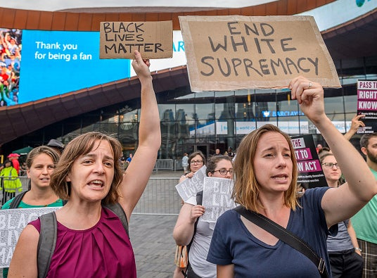 Jewish Community Holds Black Lives Matter Rally in New York