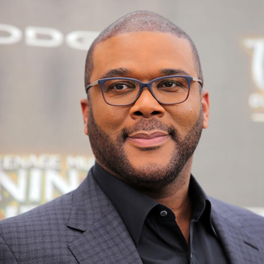 Tyler Perry is 'So Sick Of Folks' Asking Him About His All White Cast
