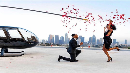 Bravo! Watch This Man Pull Off the Perfect Opulent Engagement Surprise