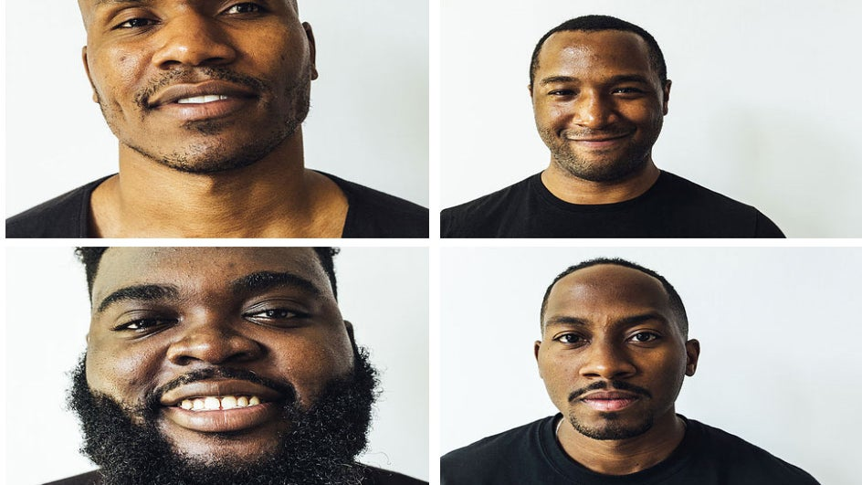 """Photographer Aims To Combat Negative Imagery Of Black Men With """"We Love You"""" Project"""