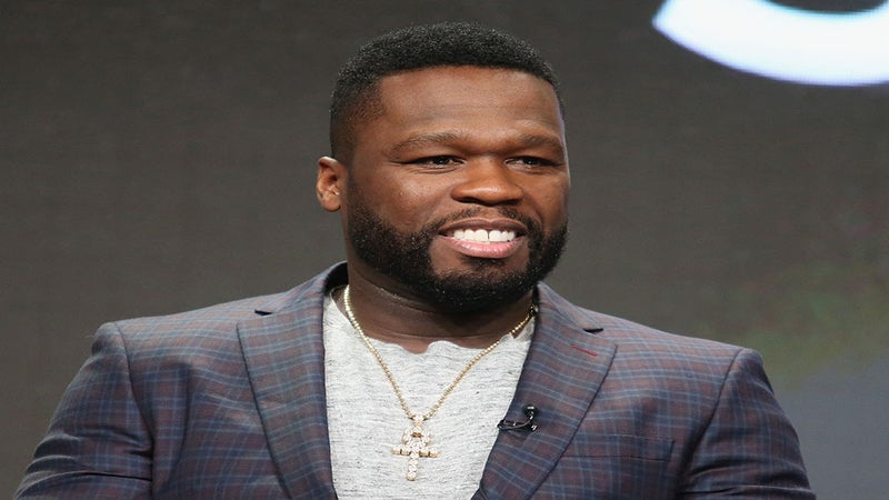 50 Cent And Starz Team Up For A Superhero Series
