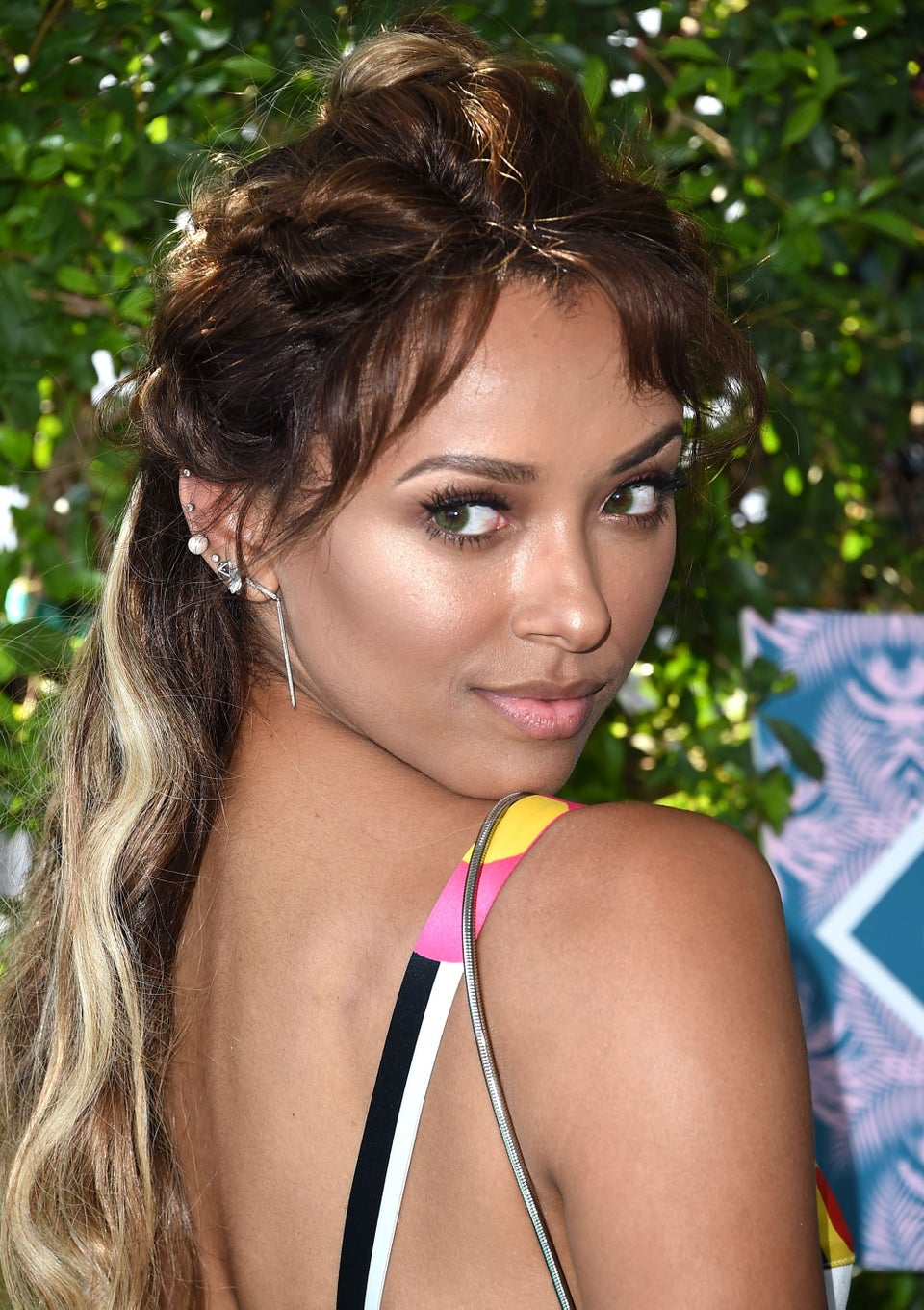 Kat Graham's Fishtail Braid Is Messy and Oh-So-Marvelous