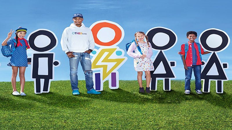 Pharrell and Yoobi Unveil a New School Supply Collection Just In Time for Back to School Season