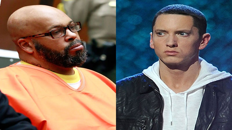 Suge Knight Allegedly Once Tried To Have Eminem Killed