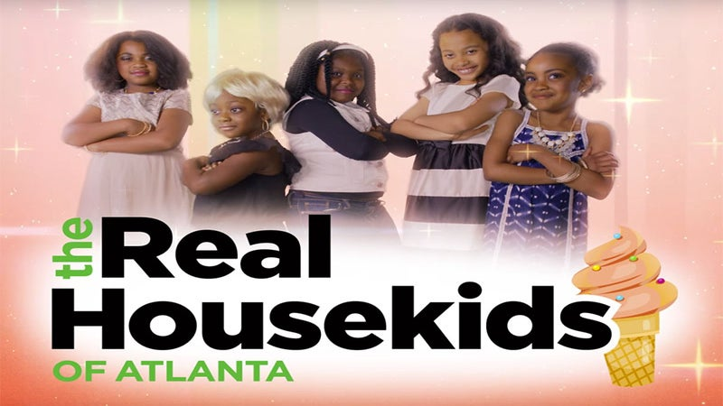 This Video Of Kids Reenacting Crazy 'RHOA' Moments Will Make Your Day