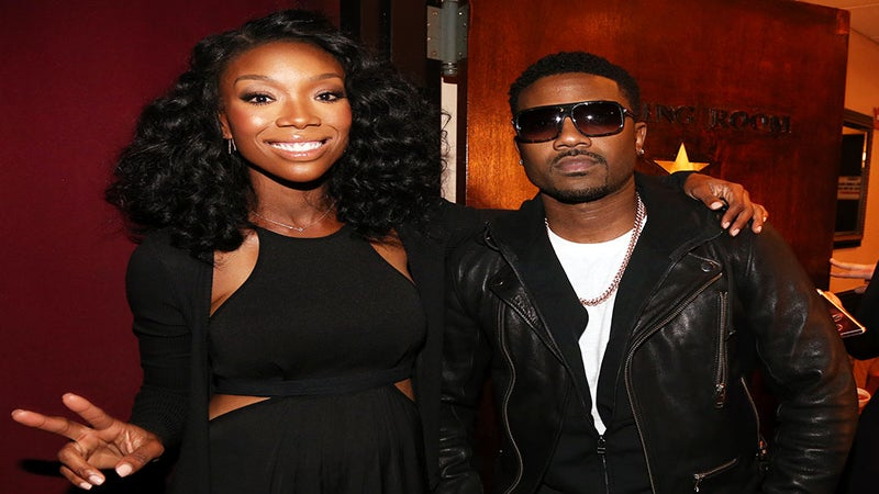 Brandy Set To Perform At Ray J And Princess Love's Wedding