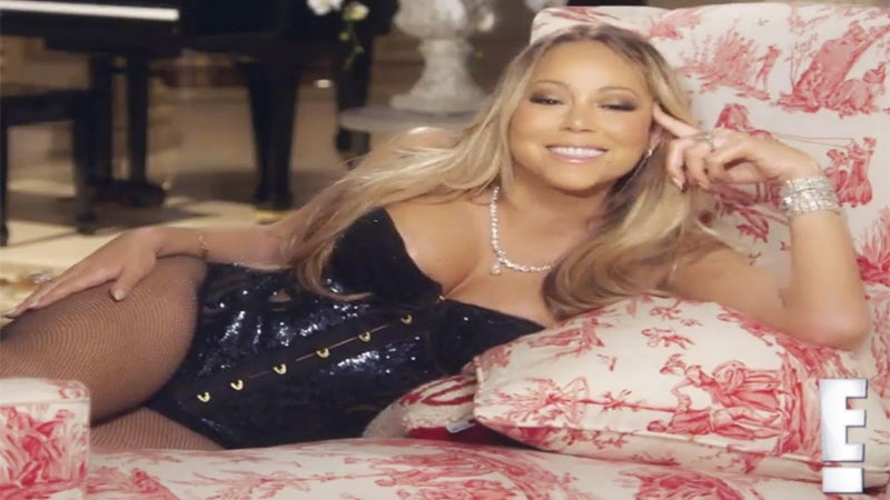 Mariah Carey Makes Prank Calls In This Clip Of Her Upcoming Docu-Series 'Mariah's World'