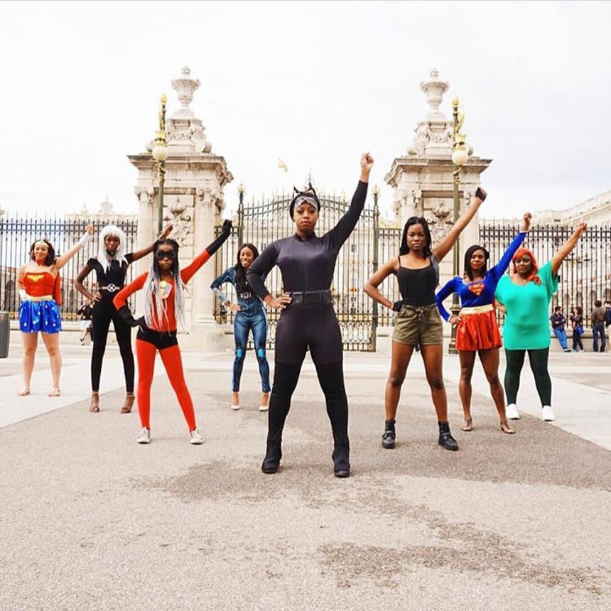 The 15 Best Black Travel Moments You Missed This Week: Superheroes Slay in Spain