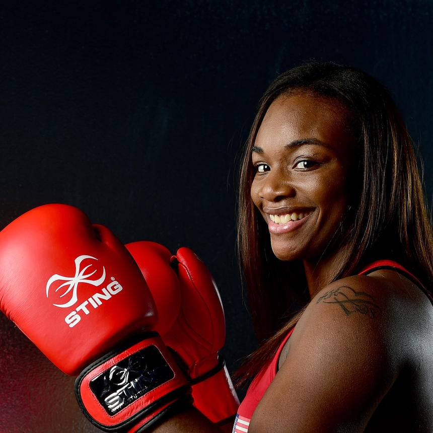 ESSENCE Network: Olympic Gold Medalist Claressa Shields on How to Be a Champion