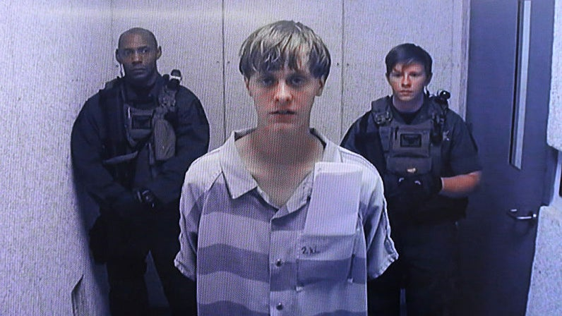 South Carolina Church Shooter Dylann Roof Gets Assaulted in Jail