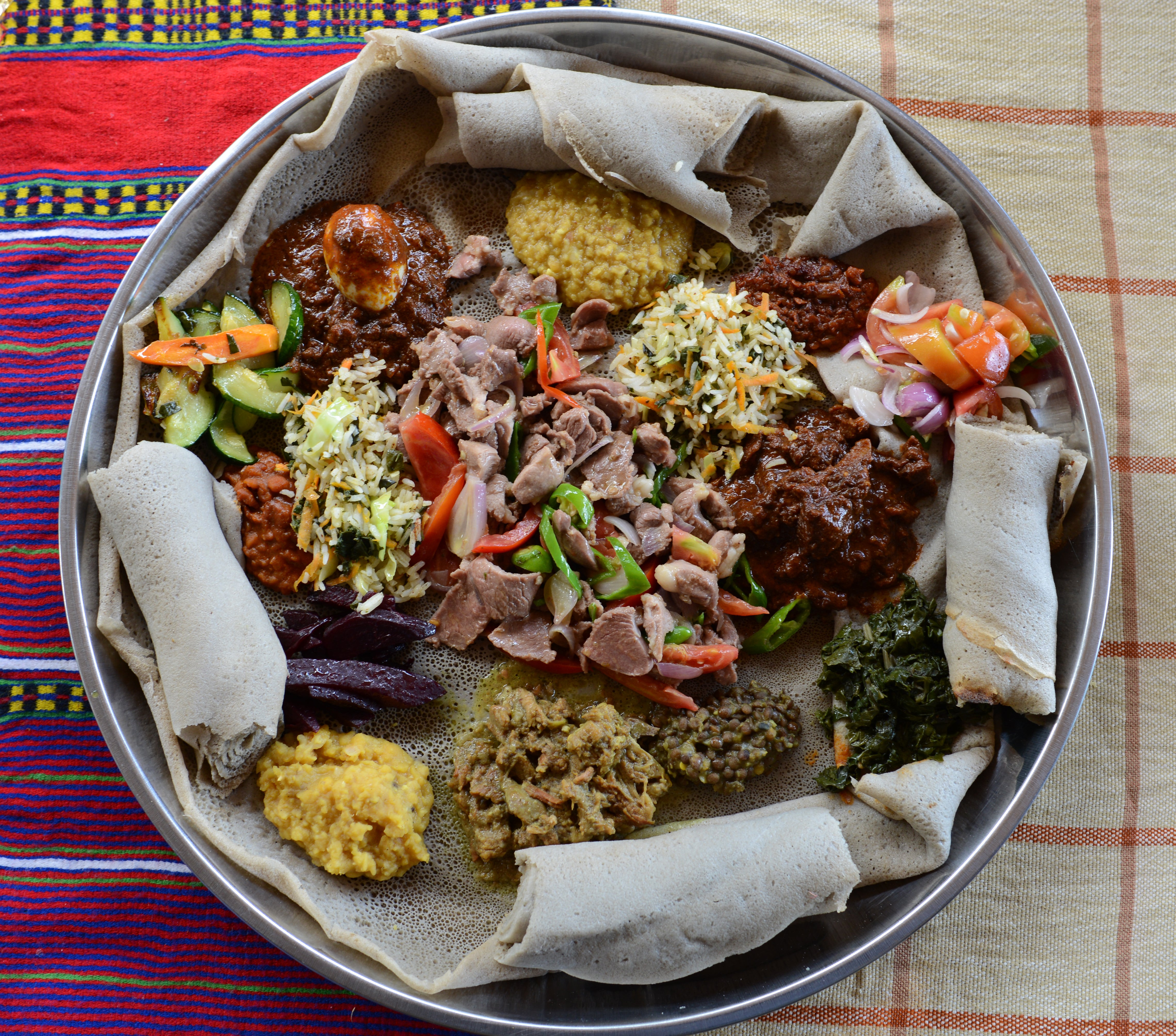 New York's First African Food Festival Brings the Diversity of the Continent to Your Plate