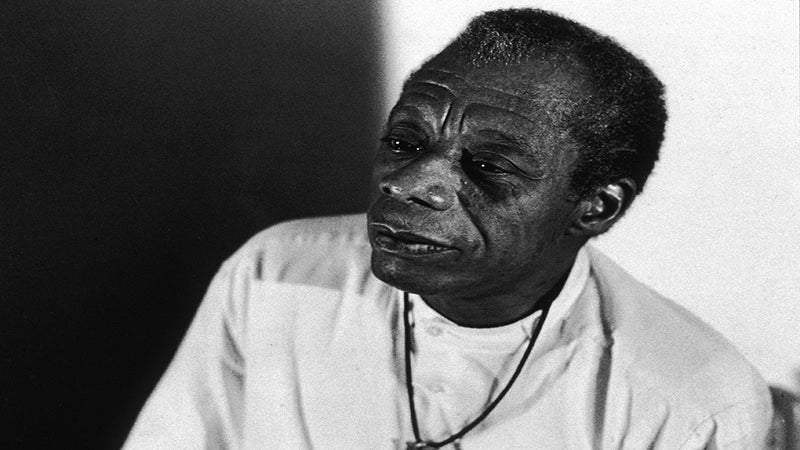 There's A New James Baldwin Documentary in the Works