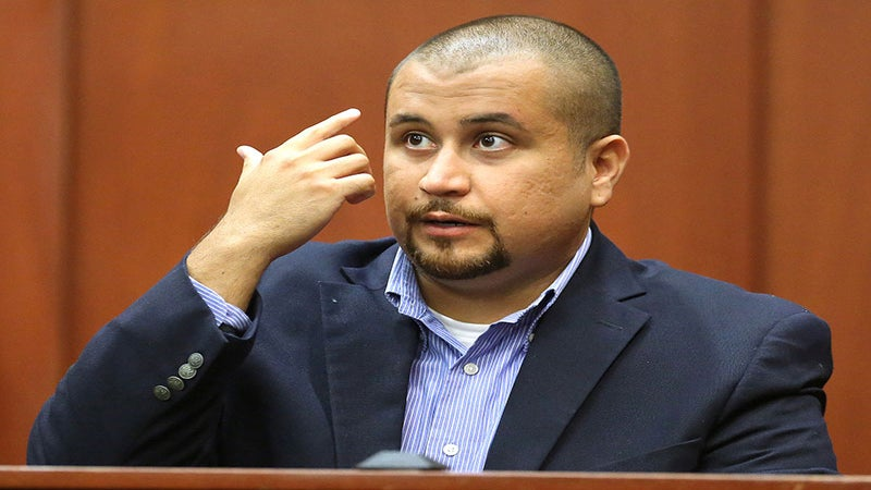 George Zimmerman Was Allegedly Assaulted For Bragging About Shooting Trayvon Martin