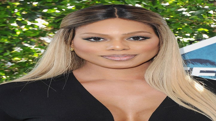 Laverne Cox Reveals Natural Beauty in Latest Selfie