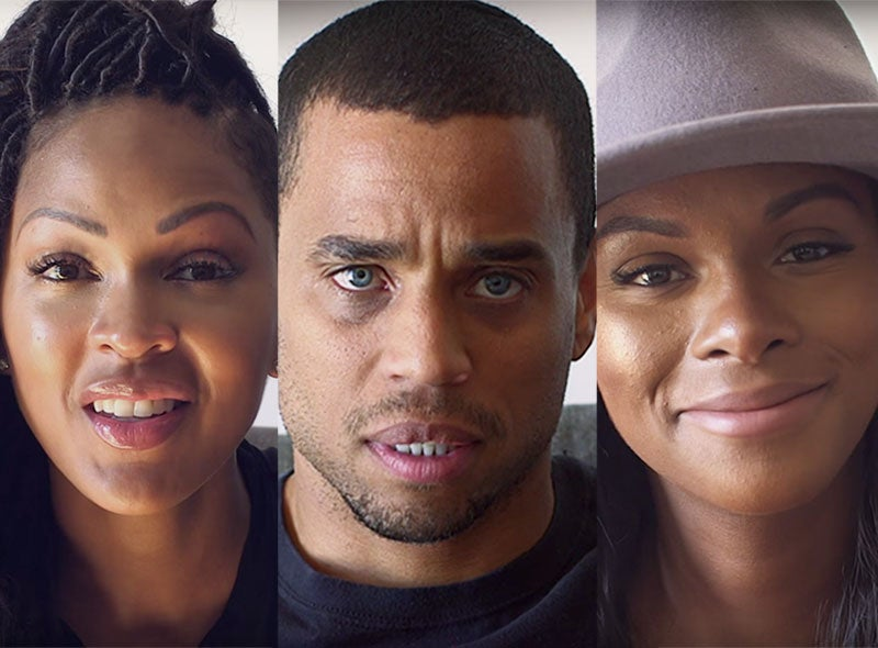 Michael Ealy, Tika Sumpter, Meagan Good and More Join in #SomedayIsToday PSA