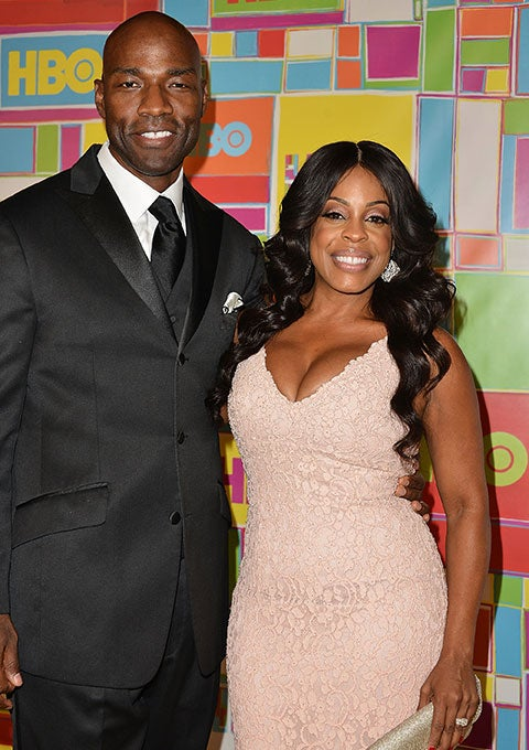 Niecy Nash's Husband Throws Surprise Workout Date Party