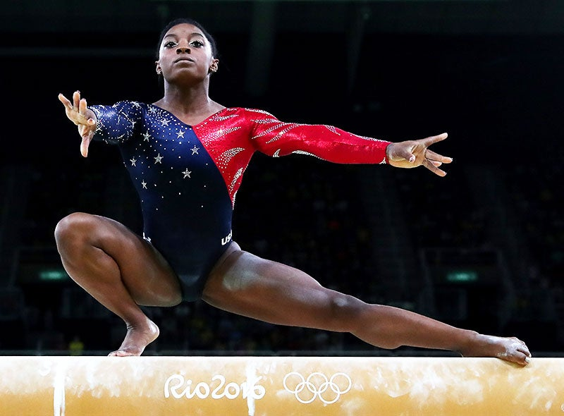 Simone Biles Advances to All-Around Finals at the Rio Olympics