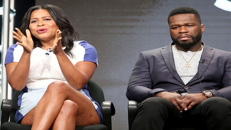 Apparently 50 Cent Is At War With 'Power' Creator Courtney Kemp Agboh