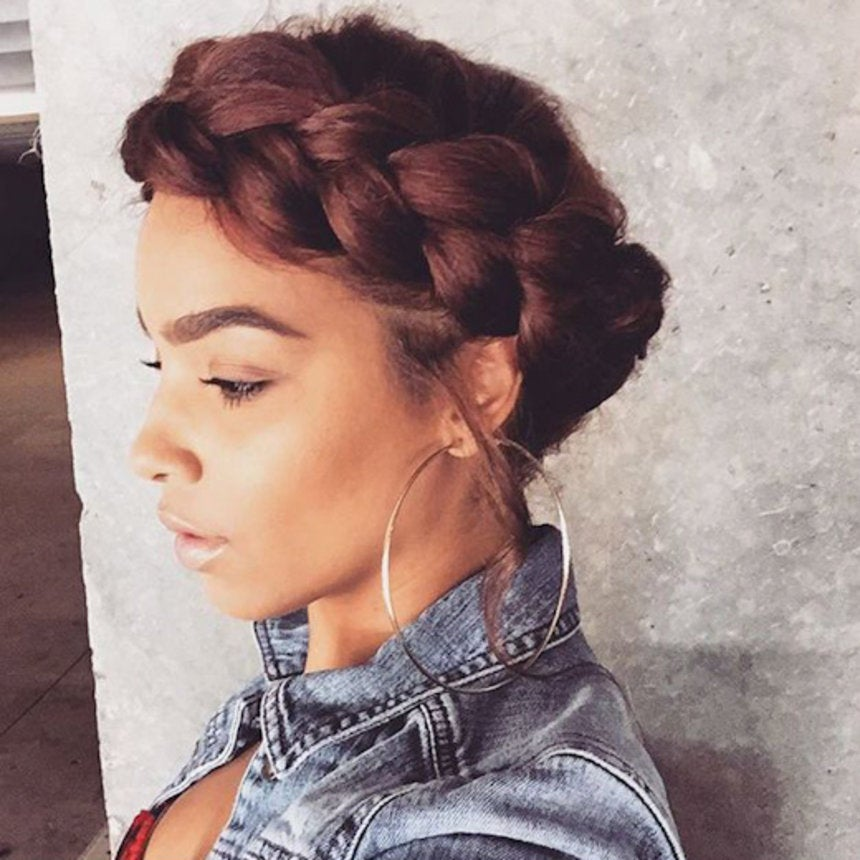 18 Amazing Braid Crowns That You'll Want to Rock Right Now