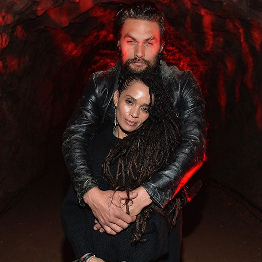 Jason Momoa Cosies Up To Lisa Bonet And Their Two Children: 11 Times We Couldn't Handle How Beautiful Lisa Bonet And