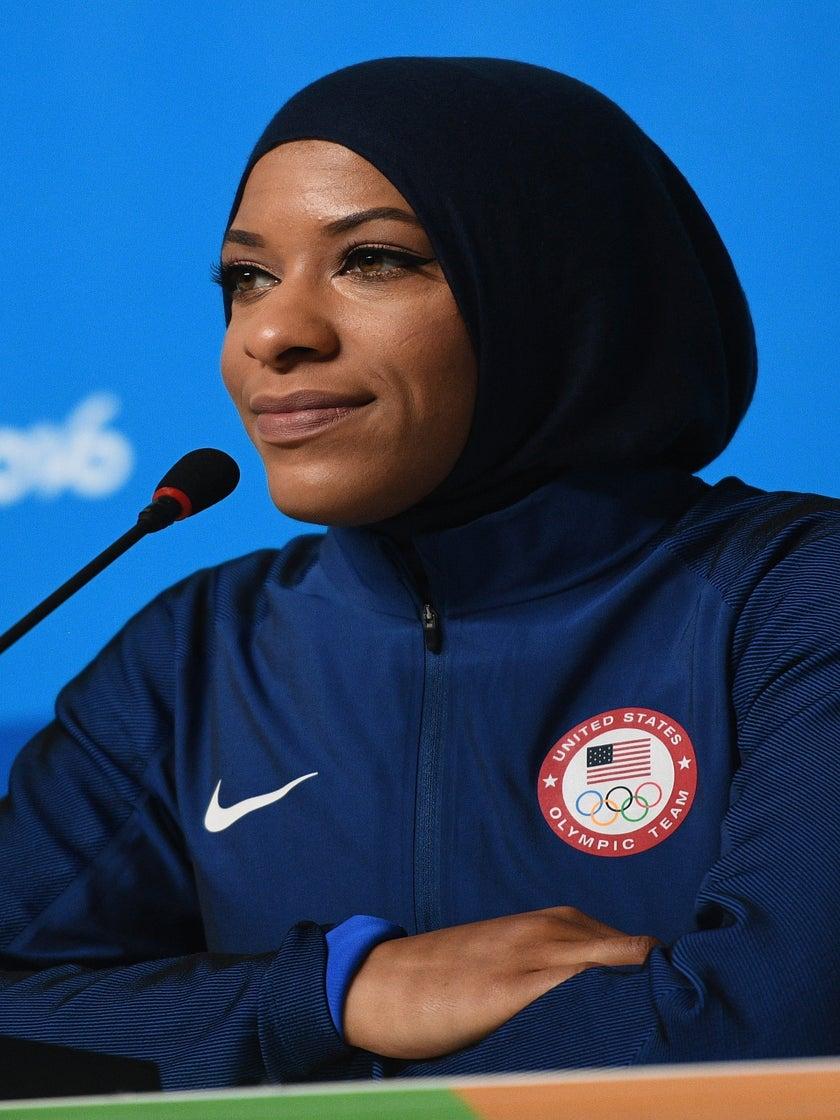 Ibtihaj Muhammad Makes History in Rio