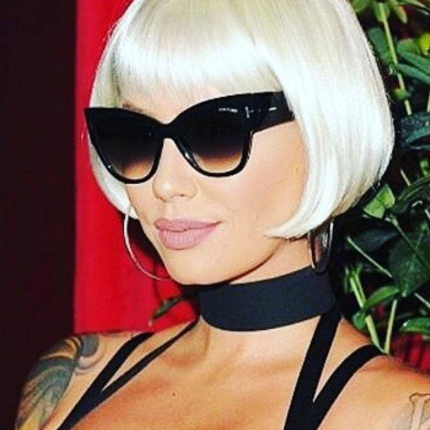 Amber Rose Is Slaying The Late Night Hair Game