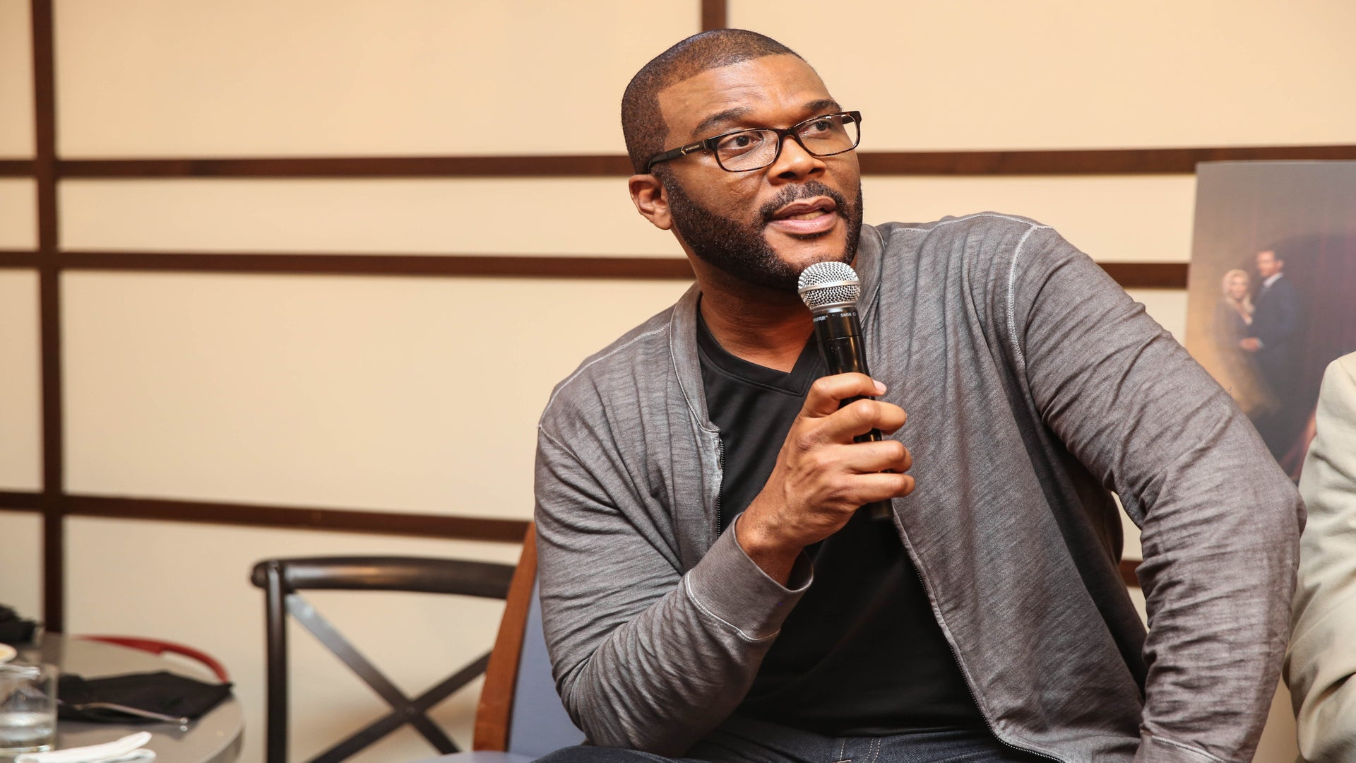 Tyler Perry Has a Few Words for Those Who Call Him a 'Coon'