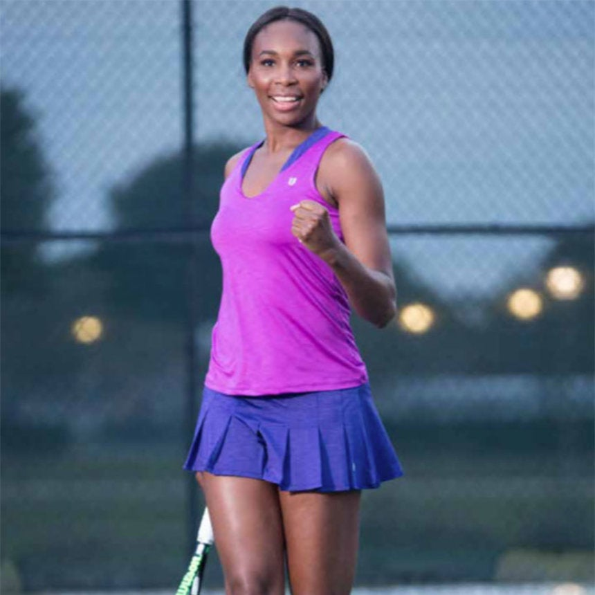 Check out Venus Williams' New Collection for Her Fitness Line EleVen