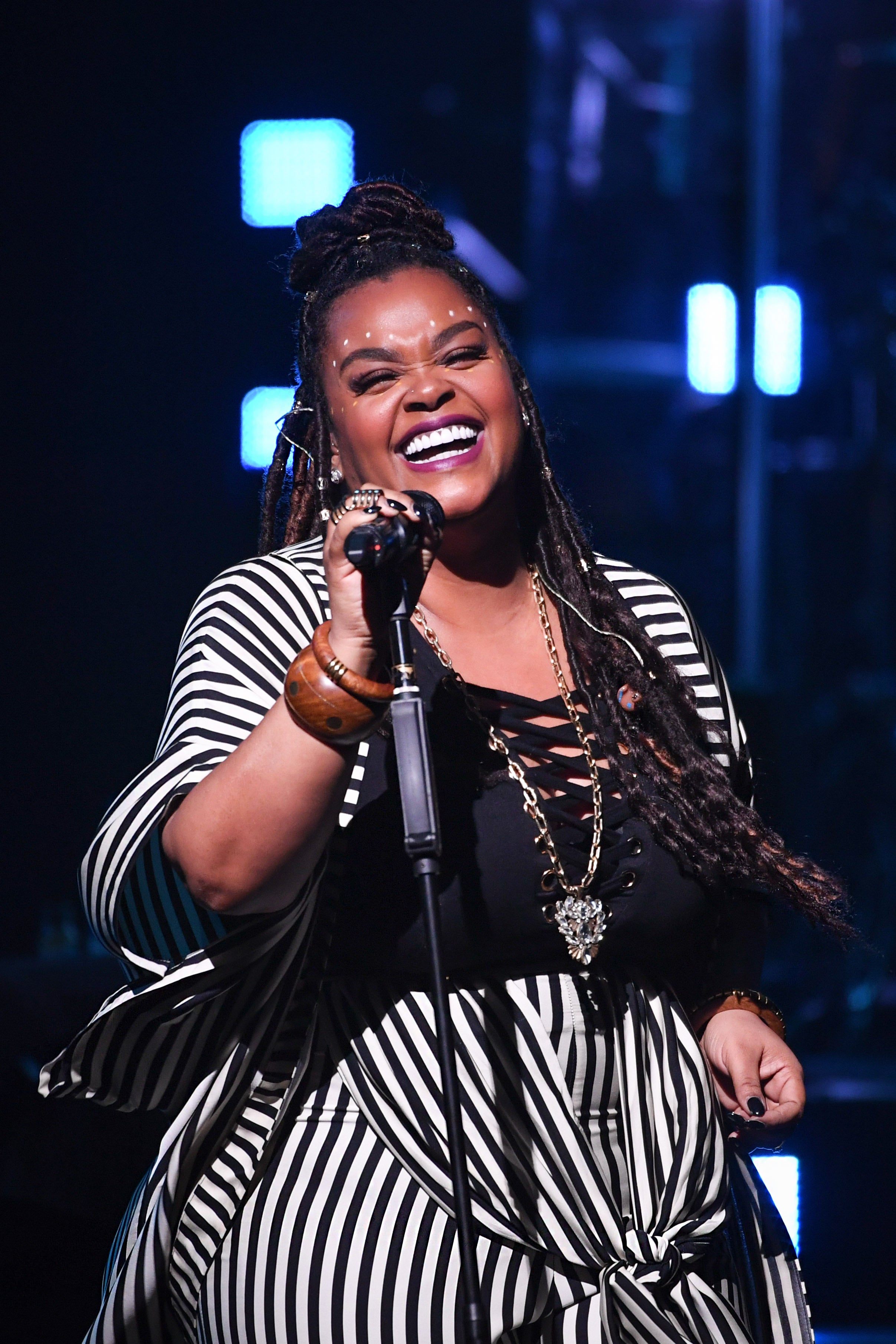 Jill Scott Loves Being a New Wife, Gets Real About Women As Breadwinners