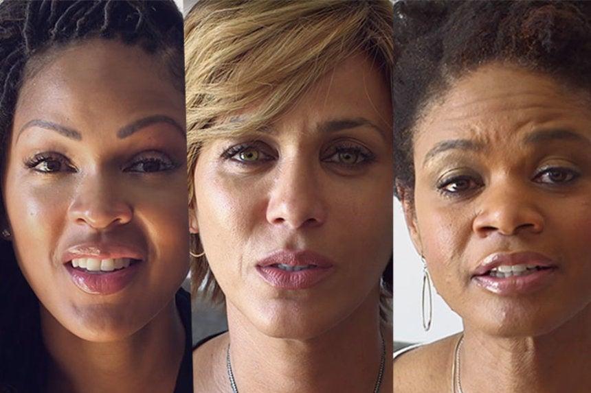 Meagan Good, Nicole Ari Parker, And Kimberly Elise Talk Police ...