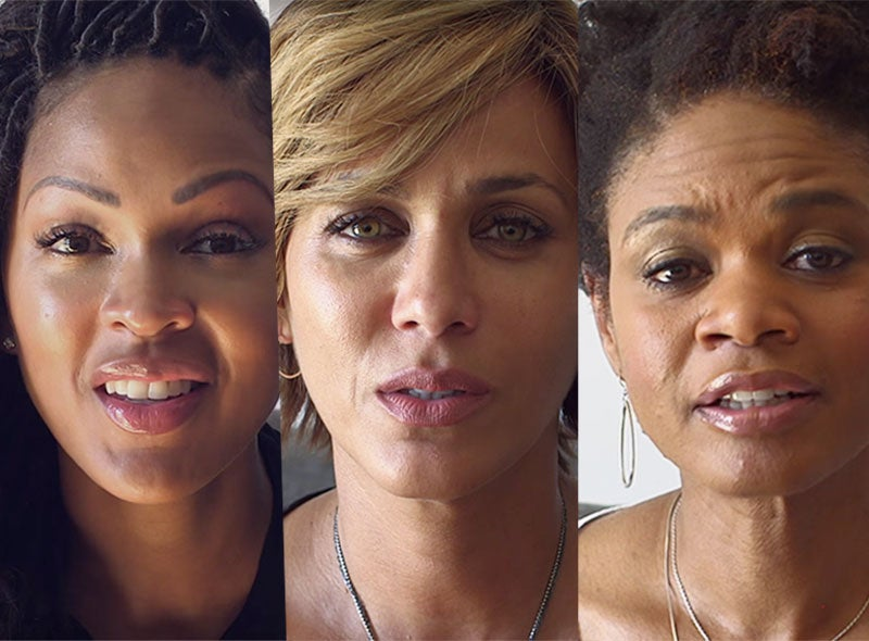 Meagan Good, Nicole Ari Parker, And Kimberly Elise Talk Police Brutality From the Perspective of Black Wives And Mothers