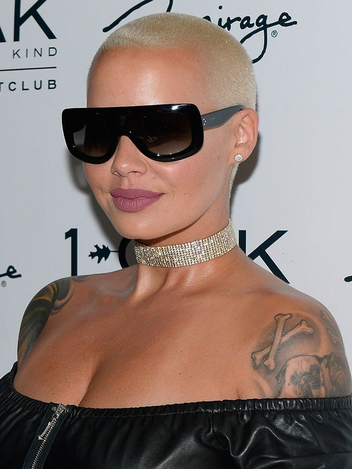 Amber Rose Delivers Epic Clapback To Trolls Bashing Her Son