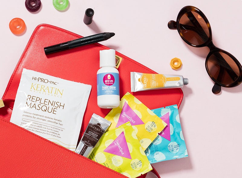 Get Fab & Fuss-Free With Our August BeautyBox!