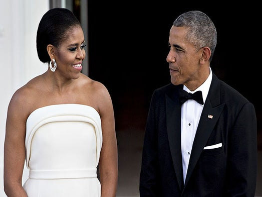 7 Times Michelle Obama Absolutely Slayed at the White House State Dinner