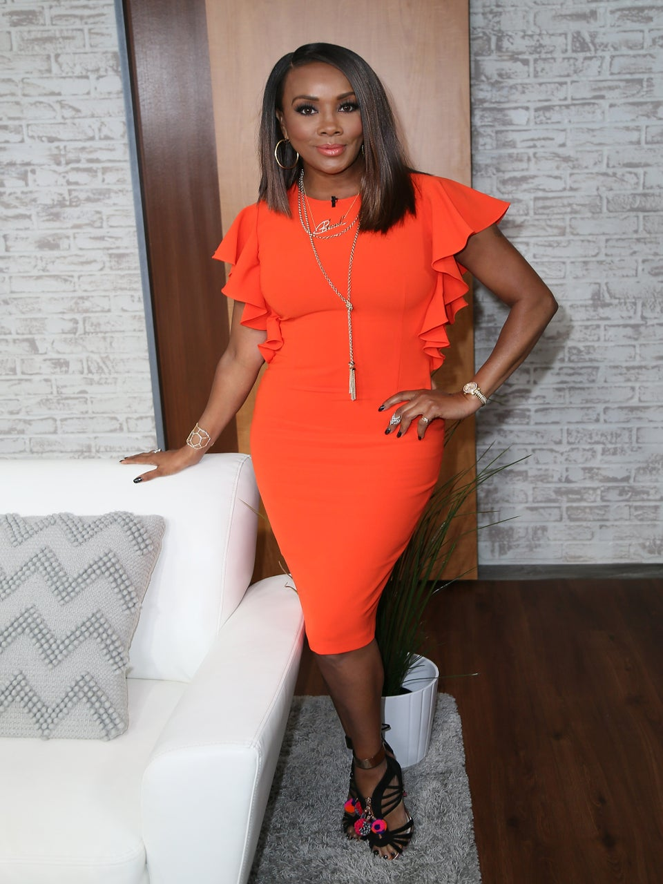 Vivica A. Fox Fires And 50 Cent Need To Stop Talking About Butts