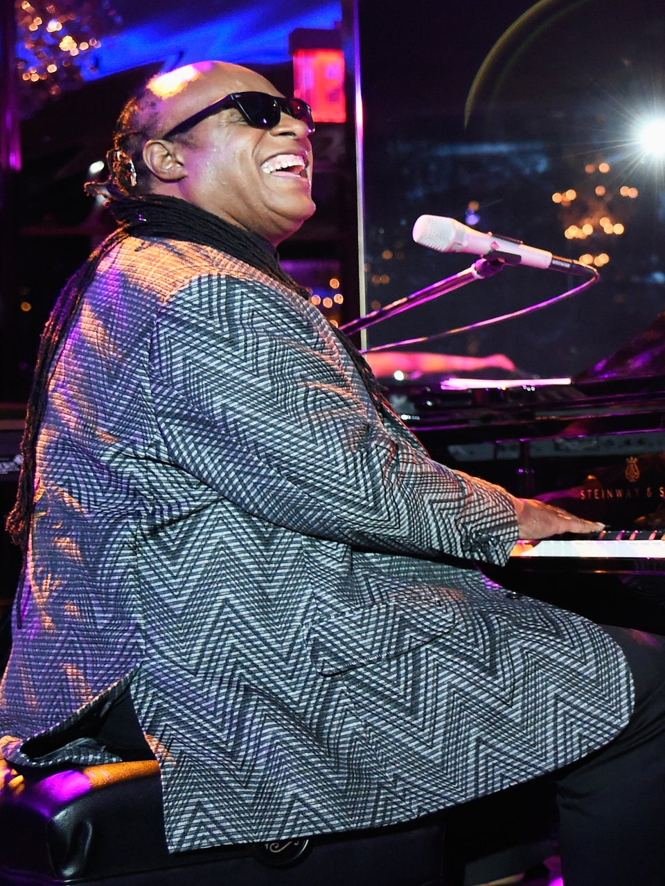 Stevie Wonder: Voting For Trump Is Like Asking Me To Drive During An Emergency