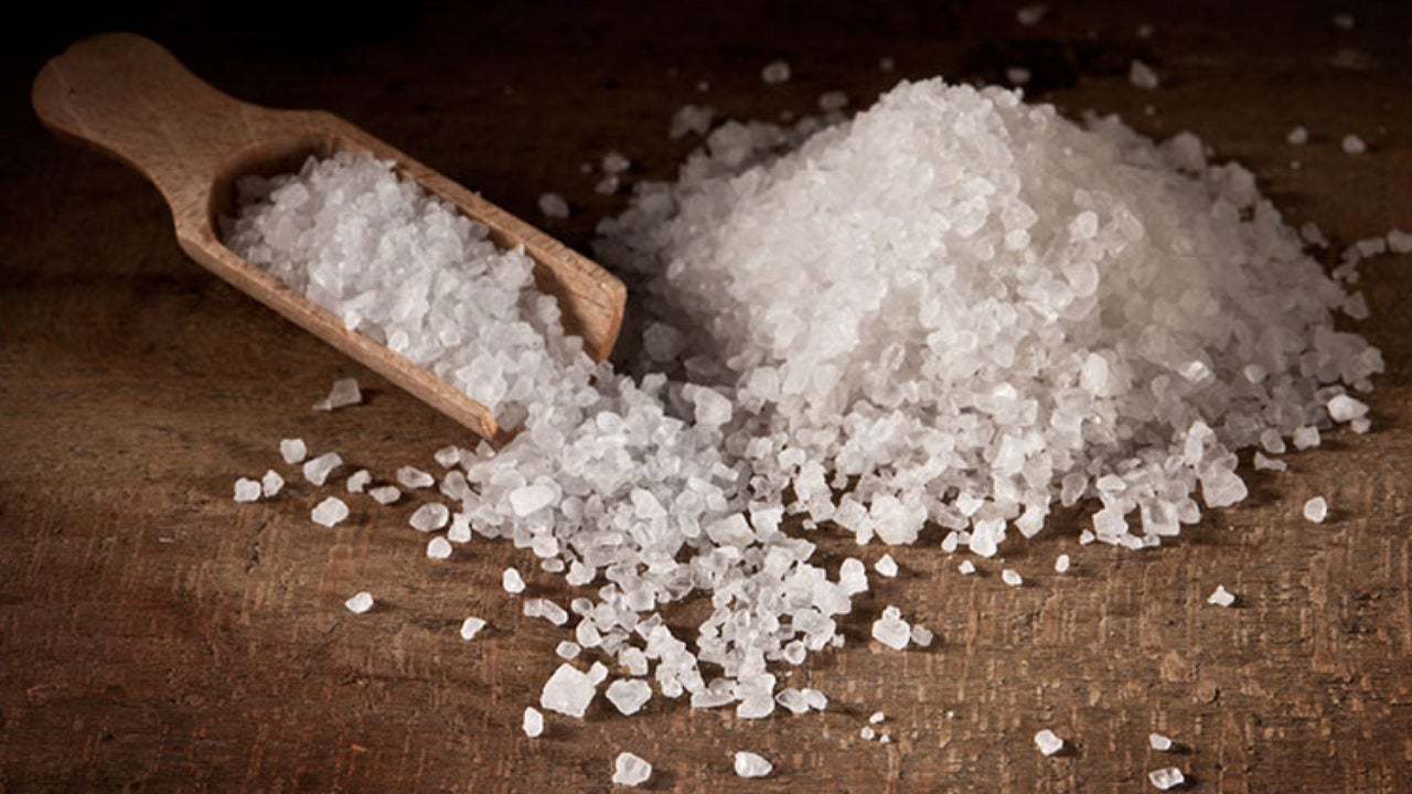 4 Sea Salt Hacks For A Healthier Scalp