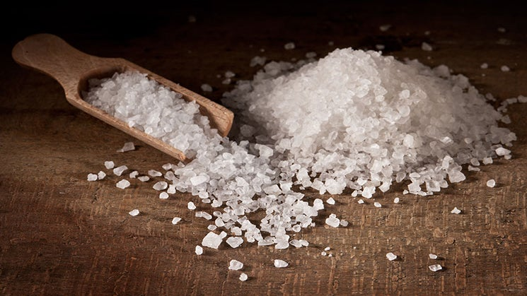4 Sea Salt Hacks For A Healthier Scalp